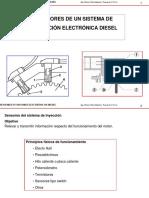 Sensores en Motores Diesel