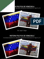 HISTORIA POLÍTICA de VENEZUELA, Una Mirada Introspectiva a La Ralentización Dosificada de La Democracia en El Siglo XX y XXI. Invitación