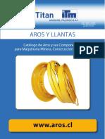 Catalogo Aros y Llantas