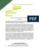 Filosofia Agricultura Organica Jairo Restrepo