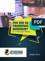 Por Que as Franquias Quebram