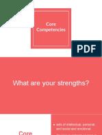 core competencies cel10