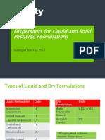 Dispersants for Liquid and Solid Pesticide Formulations 2017.pdf