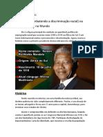 Reportagem Nelson Mandela