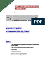 Documento Sobre Educacion Infantil