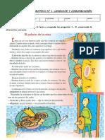 EVALUACIÓN SUMATIVA Lenguaje Unidad 1 - Copia (1)