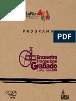 Programa Grabadores 2018