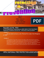 Fire Protection and Prevention Copy