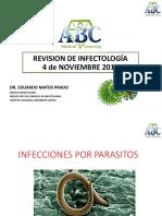 9.1.-Primera Sesion de Infectologia.medicina Interna_ENAM Unmsm 2017