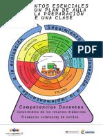 Anexo 5. Infografía Elementos Esenciales Para El Dieño de Un Plan de Aula