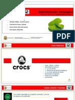 Caso Práctico- CROCS