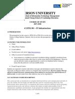 ITM301 - IT Infrastructure