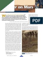 WATER ON MARS.pdf