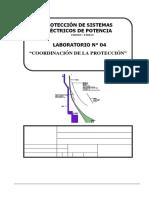 LAB04 Coordinacion de Proteccion