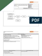 Proceso de Análisis interno conforme UNE166002