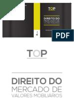 Livro TOP - DIREITO DO MERCADO DE VALORES MOBILIÁRIOS