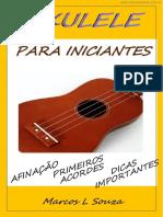 [Cliqueapostilas.com.Br] Ukelele Para Iniciantes