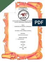 Monografia Participacion Politica Ciudadana