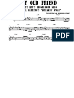 Jerry Hey's flugelhorn solo on My Old Friend (G Concert).pdf