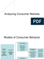 2017 Analyzing Consumer Markets