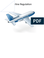 Airline Regulation