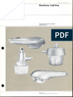 Westinghouse Lighting Roadway Lighting Product Brochure 3-78