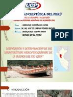 Delimitacion de La Cuenca Del Rio Gera