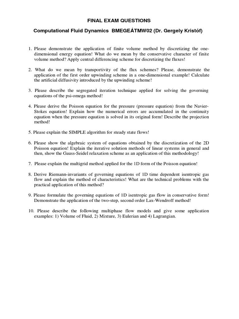 Application Of Poisson Equation