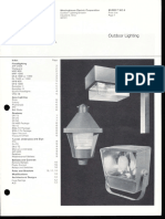 Westinghouse Lighting Price List Outdoor Lighting 10-73