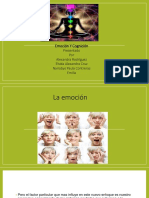 Exp. de Proceso Cognocistivo Actual