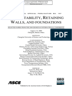 Ge, Louis_ Liu, Jinyuan_ Ni, James C._ Yi He, Zhao (Eds.) - Slope Stability, Retaining Walls, And Foundations (2009, American Society of Civil Engineers (ASCE))