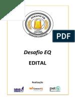Edital Desafio Eq UFU
