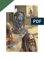 Los Sadhus Robots Budhas