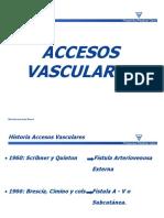ACCESOS VASCULARES FRESENIUS.ppt