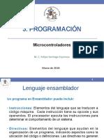 Programación en Lenguaje Ensamblador (Atmel Studio)