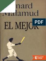 PDf de El Mejor - Bernard Malamud