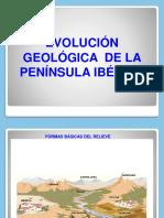 EVOLUCIÓN GEOLÓGICA PENÍNSULA ppt