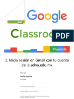 ¿Cómo ingresar a google classroom_