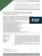 Consenso Anticoagulación Grupocatalán2018
