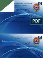 Certificados Completos