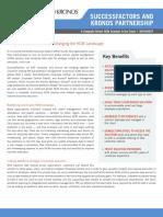 Success Factors Kronos Partnership