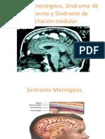 Equipo 3 Sx Cerebeloso y Medular