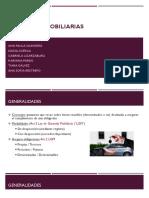 DERECHO COMERCIAL III (SOCIEDADES II)  - Garantía Mobiliaria VF