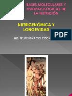 Clase 07_Nutrigenómica y Longevidad
