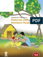 NHSRC - Operational Guidelines on Maternal and Newborn Health