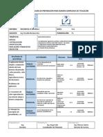 Formato Cronograma Materias UG Ingeniería Económica