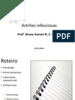 Artrites Infecciosas - Dra. Bruna.pdf