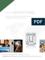 2018 Carlsbad Education Catalog