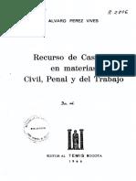 BELM-20682(Recurso de Casación en -Pérez)