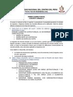 Solucion Primera Evaluacion CA II